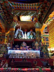 April 2017 Purba Drubchen in Palyul Chadongri Monastery