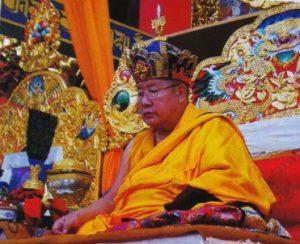 Drubwang Pema Norbu Rinpoche